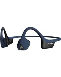 Aftershokz Trekz Air Light Wireless Bone Conduction Headphones - Midnight Blue
