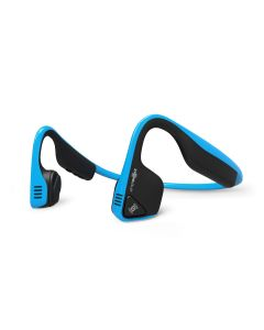 Aftershokz Trekz Titanium Wireless Running Sport Bone Conduction Headphones-Ocean