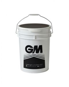 Gunn & Moore GM Accessories P.O.S Cricket Ball Bucket - Approx 60 Balls
