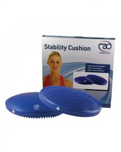 "Fitness Mad 14"" Wobble Cushion Core Stability Balance Posture Strength Tool"