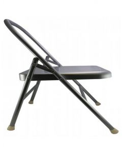 Fitness Mad Yoga Mad Studio Pro Reinforced Steel Folding Exercise Chair