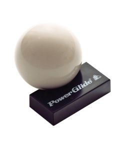 Powerglide Single Cue Ball Suitable For Snooker & Pool - 2inch