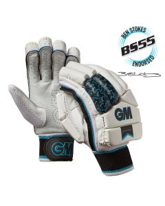 Gunn & Moore GM Cricket Diamond Batting Gloves BS55 Ben Stokes Range - Small Adult