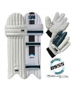 Gunn & Moore GM Cricket Diamond Pad & Glove Ben Stokes Youths Mini Training Set