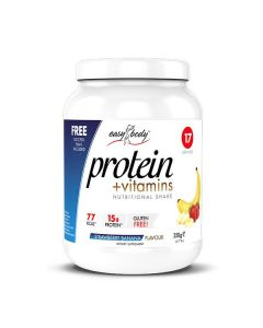 Easy Body Protein Powder Weight Loss & Slimming Powder (Straw/Ban) - 350g