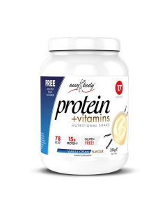 Easy Body Protein Powder Weight Loss Training & Slimming Powder (Vanilla) - 350g