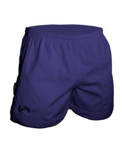 Optimum Sports Auckland Rugby Shorts High Performance & Durability Training - Navy