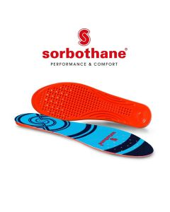 Sorbothane Full Strike Impact Protect Shoe Trainer Insole Multi Sport Activity