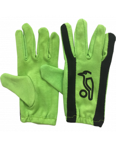 Kookaburra Cricket Plain Cotton Palm Wicket Keeping Glove Inners
