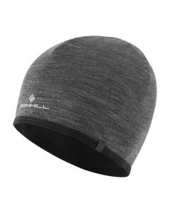 Ronhill Running Outdoor Reversible Hat With Tech Merino Reflective Trim