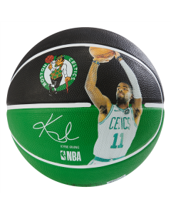 Spalding NBA Basketball Kyrie Irving Player Series  Rubber Ball Size 7