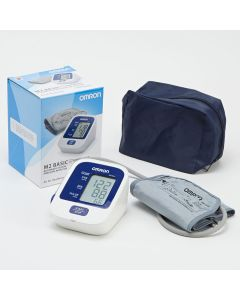 Omron M2 Basic Upper Arm Quick Accurate Reading Blood Pressure Monitor