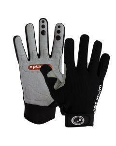 Optimum Sports Hawkley MTB BMX Stretch Back Padded Palm Junior Cycling Gloves