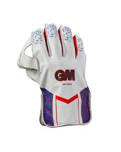 Gunn & Moore GM Cricket Mythos Wicket Keeping Gloves Leather Hand Protection