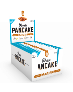 Nano Supps Protein Pancakes 12 x 45g Training Supplement Nutrition