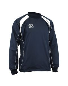 Optimum Sports Blitz Windbreaker Top Winter Rugby Training - Navy