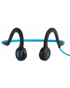 Aftershokz Sport Titanium Wired Bone Conduction Headphones - Ocean