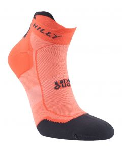 Hilly Pace Socklet Ladies Socks Running Cushioning Lightweight Comfort - Pink