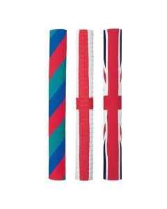 Gunn & Moore GM Accessories Patriot Cricket Bat Batting Design Grips - Single