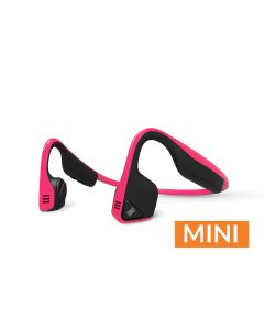Aftershokz Trekz Titanium Mini Wireless Running Sport Bone Conduction Headphones-Pink