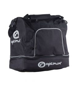 Optimum Sports Adjustable Shoulder Strap Football Or Rugby Player Kit Bag Senior