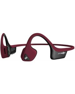 Aftershokz Trekz Air Light Wireless Bone Conduction Headphones - Canyon Red