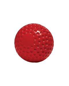 Gunn & Moore Bowling Machine Ball Hard Wearing PVC Training Cricket Ball 6 Pack-Red