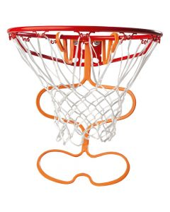 Spalding Ball Return Basketball Hoop Attachment Home Court Training Accessory