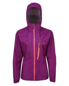 Ronhill Womens Infinity Fortify Outdoor Running Jacket Reflective Trim