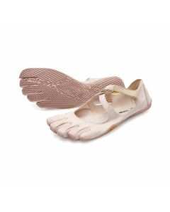 Vibram V-Soul Womens Training Fitness Gym Barefoot Feel Shoes Trainers - Nude