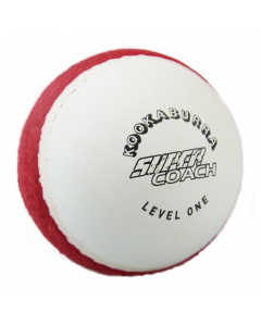 Kookaburra Cricket Super Coach Junior Skills Ball Set Level 1 - 3