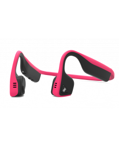 Aftershokz Trekz Titanium Wireless Running Sport Bone Conduction Headphones-Pink