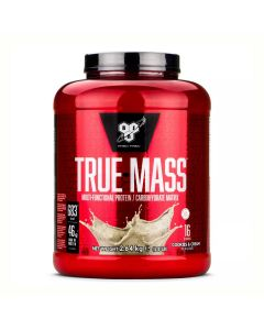 BSN True Mass 6 Fast Absorbing Protein Workout Training Supplement 2.6kg