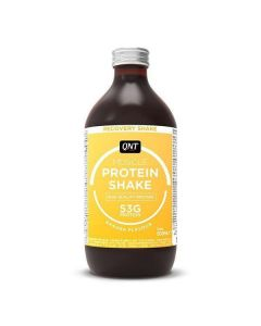 QNT Protein High Carbohydrate Post Training Recovery Shake (Banana) 12 X 500ml