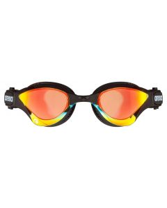 Arena Cobra Tri Mirror Triathlon Swipe Swimming Goggles Hard Lense