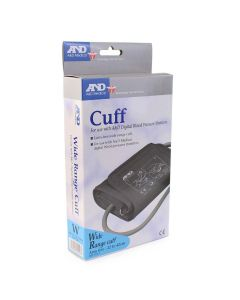A&D UA Series Wide Range Cuff For Use With Digital Blood Pressure Monitors