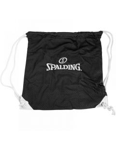 Spalding Basketball Sport Kit Compact Gym Training Mesh Drawstring Bag