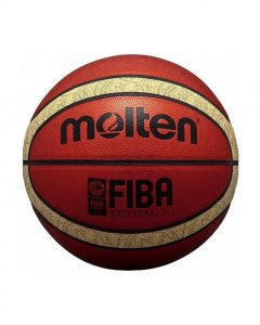 Molten B6T5000 33 Libertria PU Leather Shiny Official Match 12 Panel Basketball