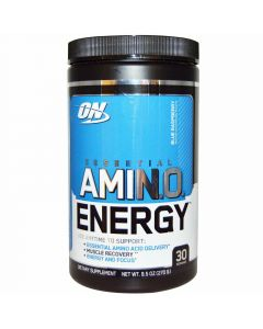 Optimum Nutrition Amino Energy Essential Muscle Recovery & Focus Booster - 270g
