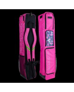 Kookaburra Hockey Phantom Medium Bag For Sticks Clothing Equipment 32L - Pink