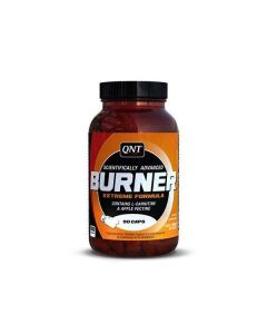 QNT Burner Powerful Activate Fat Burner Healthy Dietary Weight Loss - 90 Caps