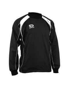 Optimum Sports Blitz Windbreaker Top Winter Rugby Training - Black