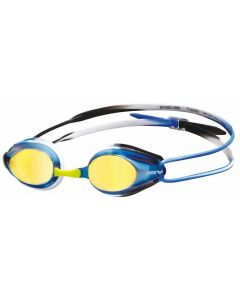 Arena Tracks Mirror Outdoor Swimming Goggles For Watertight Powerful Performance