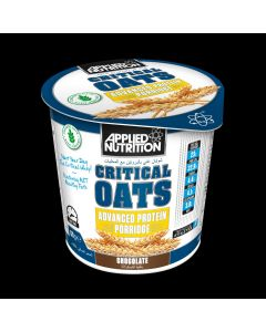 Applied Nutrition Critical Oats Protein Porridge Training Supplement