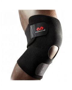 McDavid 409 Open Patella Knee Wrap Support / Brace Adjustable Closure