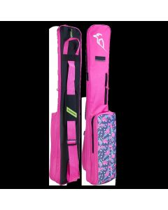 Kookaburra Hockey Reflex Bag For Sticks Clothing & Equipment 15L - Pink