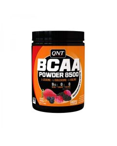 QNT BCAA 8500 Pre & Post Workout Energy & Recovery Instant Powder - 350g Fruits
