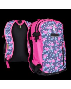 Kookaburra Hockey Lithium Rucksack Bag Stick Clothing Equipment Carrier - Pink