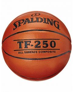 Spalding TF Series TF250 Composite Leather Maximum Grip In/Outdoor Basketball