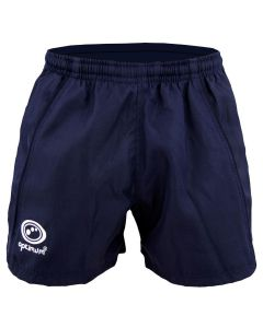 Optimum Sports Fiji Rugby Shorts in Navy - Polyester - Flexible Lycra